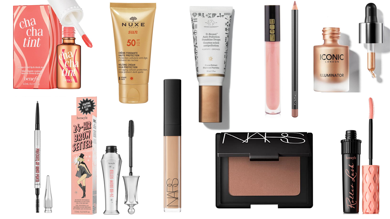 Simple Summer Makeup Must-Haves!